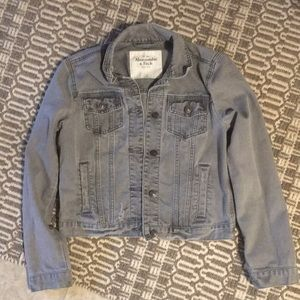 A&D Distressed Denim Jacket